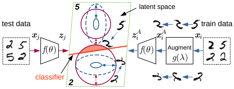 AutoDO: Robust AutoAugment for Biased Data with Label Noise via Scalable Probabilistic Implicit Differentiation